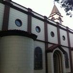Photo taken at Igreja de Santo Antônio by Rafaela M. on 7/15/2013