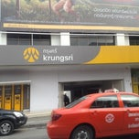 Photo taken at ธนาคาร กรุงศรีอยุธยา สาขา โชคชัย4 by Kongrat K. on 11/20/2013