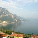 Photo taken at Hotel Ristorante Miranda by Ksenia F. on 7/4/2013