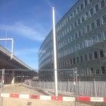 Photo taken at Bernmobil Ausserholligen by Felix Samuele M. on 10/18/2013