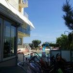 Foto scattata a Hotel Fedora Riccione da alessandro b. il 6/16/2013