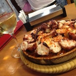 Photo taken at Meson Do Pulpo by Sergio R. on 8/15/2013