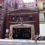 Photo taken at FDNY Ladder 3 by Sidney G. on 7/26/2013