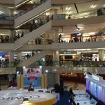 Photo taken at Plaza West (TP4) by Andri R. on 4/27/2014