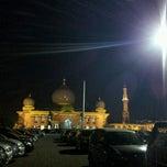 Photo taken at Masjid Agung An-Nur by eko k. on 8/18/2011