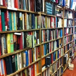 Photo taken at Recycle Bookstore by Brock W. on 2/28/2012