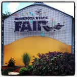 Photo taken at Minnesota State Fairgrounds by Scott T. on 8/25/2012