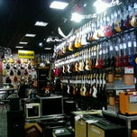 Photo taken at Guitar Center by Mike O. on 10/4/2011