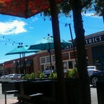 Photo taken at Bishop Arts District by Ann N. on 9/9/2012