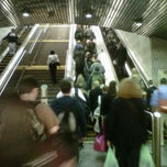 Photo taken at MTA Subway - Roosevelt Island (F) by Julietta V. on 10/17/2011