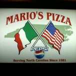 Photo taken at Mario's Pizza by bryce w. on 3/7/2011