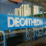 Photo taken at Decathlon by Wagner G. on 8/25/2012