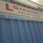 Photo taken at Grennell's Driving School by Shawna-kay J. on 9/23/2011