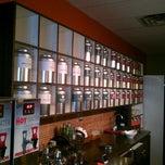 Photo taken at t, an urban teahouse by jenn s. on 12/1/2011