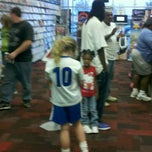 Photo taken at Gamestop by Bradley on 3/20/2012