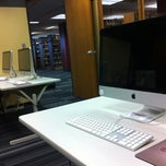 Photo taken at OC Library & Learning Center by Tim K. on 8/27/2012