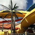 Photo taken at Splash Lagoon by Abbey B. on 3/28/2011