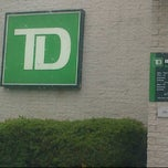 Photo taken at TD Bank by Chris P. on 9/7/2011