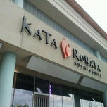 Photo taken at Kata Robata by Duy C. on 1/16/2012
