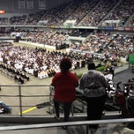 Photo taken at Von Braun Center by Taylor H. on 5/25/2012