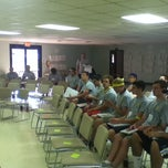 Photo taken at Leadership Academy At Rock Eagle by Collin R. on 5/25/2012