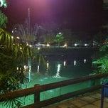Photo taken at สวนอาหารปาล์มแก้ว by BeerKung Y. on 3/10/2012