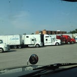 Photo taken at TravelCenters of America by 🚚Paul L. on 6/19/2012