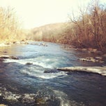 Photo taken at Big Gunpowder Trail by JPalm on 3/11/2012
