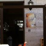 Photo taken at Eiscafè by Andrea L. on 8/10/2012