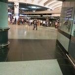 Photo taken at Rajiv Chowk Metro Station by Dhananjay K. on 8/27/2012