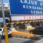Photo taken at Gerbang Tol Padalarang by Dimaz H. on 4/24/2012