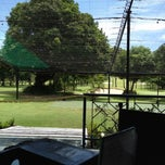 Photo taken at Philippine Navy Golf Club by Drea G. on 9/3/2012