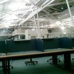 Photo taken at College Lane LRC by Arafat I. on 4/12/2012