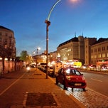 Photo taken at Finanzamt Friedrichshain-Kreuzberg by Alexander S. on 10/31/2013