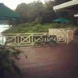 Photo taken at Gamboa Rainforest Resort by Andrew J. L. on 10/27/2012