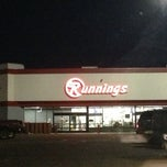 Photo taken at Runnings Farm And Fleet by Robert K. on 1/15/2013