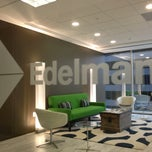 Photo taken at Edelman by Jay A. on 5/15/2013