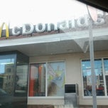 Photo taken at McDonald's by Anastasiia K. on 7/24/2013