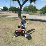 Photo taken at Dobson Ranch Park by Fred v. on 4/5/2014