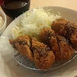Photo taken at Katsu King (คัตสึคิง) by Eiad P. on 11/9/2014