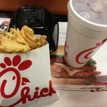 Photo taken at Chick-fil-A by Abigail Y. on 3/29/2013