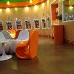 Photo taken at Orange Leaf by Abraham E. on 7/19/2013