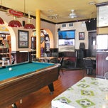 Photo taken at Half Court Sports Bar by Compass on 8/12/2013