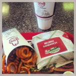 Photo taken at Arby's by Scott V. on 3/23/2013