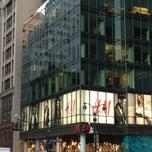 Photo taken at H&M by Karina G. on 7/25/2013