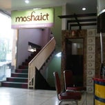 Photo taken at Moshaict Hijab Store by Kristian on 9/8/2013