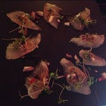 Photo taken at Parco Sushi Sashimi by Marta L. on 10/5/2013