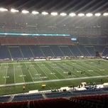 Photo taken at Putnam Club - Gillette Stadium by Josh C. on 12/10/2012