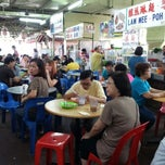 Photo taken at Batu Lanchang Market Food Complex by Jenny J. on 4/27/2013