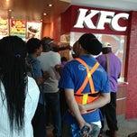 Photo taken at KFC by Sherridan K. on 8/12/2013